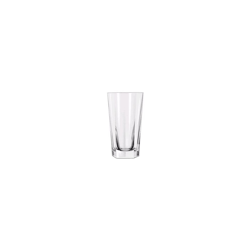 Libbey 15485 Inverness 9 Ounce Hi-Ball Glass - 36 / CS