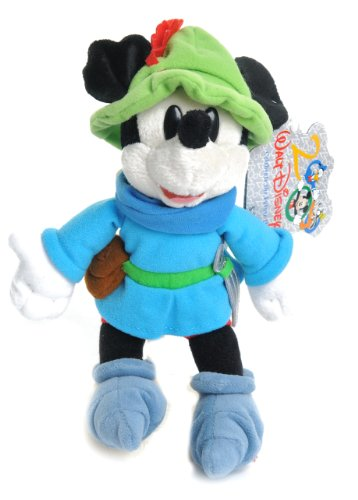 (The Brave Little Tailor Mickey Millennium Bean Bag [Toy])