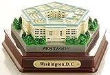 Washington DC Pentagon Souvenir Figurine