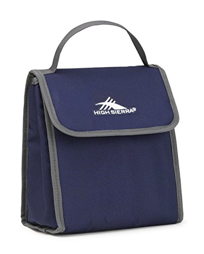 High Sierra Classic Lunch Kit, True Navy/Mercury ()