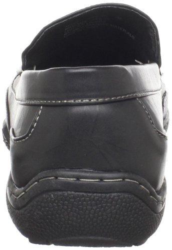 Stacy Adams Men's Mac Slip-On Black Inexpensive cheap online s9ifa1