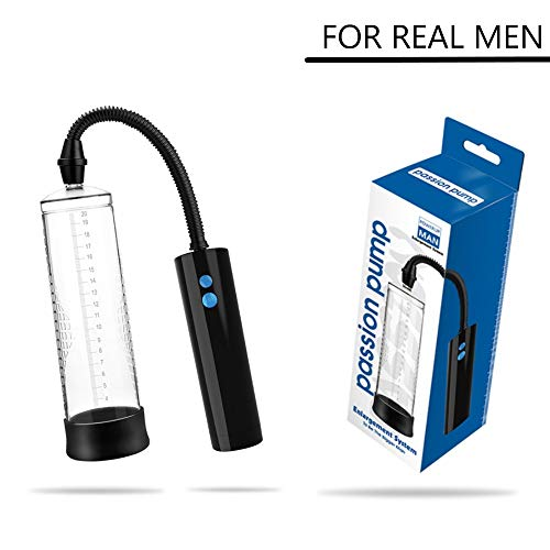 Male Effective Vacuum Air Pump Setting Device, Powerful Sucking ED Tool