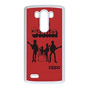 LG G3 Phone Case for The Beatles pattern design