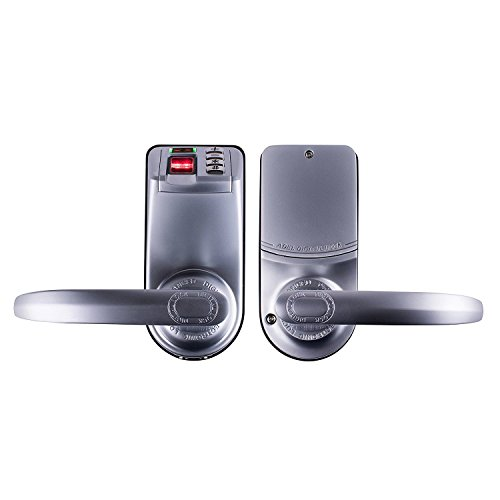 Adel Biometric Lock - Adel Trinity 788 Fingerprint Door Lock Version 2