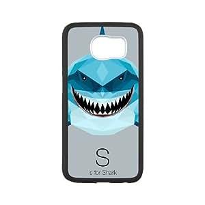Shark Case For Samsung Galaxy S6 White 6229388357795