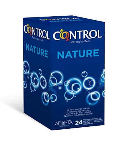 🥇 Control Nature Preservativos – Pack de 24 preservativos