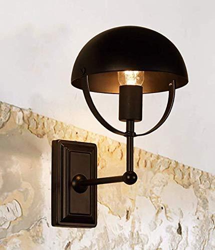 Balcony Stairs Industrial Wind Lanterna Lanterna L'illuminazione delle luci