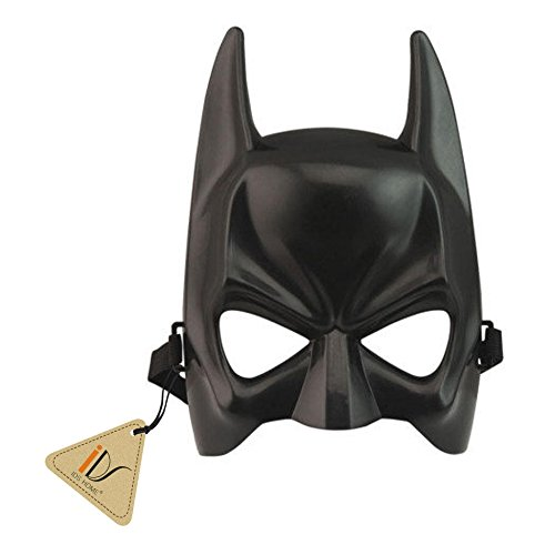 Halloween Batman Masquerade Party Bat Eye Mask Hero Cosplay Costume -