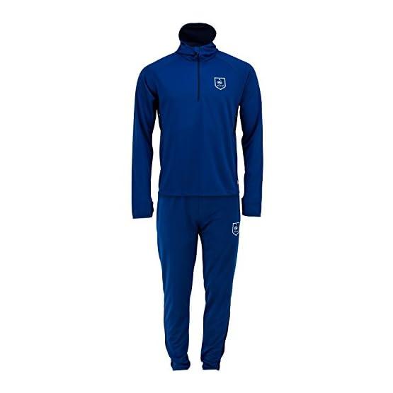 Equipe de FRANCE de football Survêtement Training FFF - Collection Officielle Taille Homme