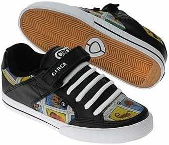 C1RCA Circa Skateboard Schuhe 205 Vulc Black/White/Loteria Shoes - Sneaker,  Schuhgrösse:36.5: Amazon.de: Schuhe \u0026 Handtaschen