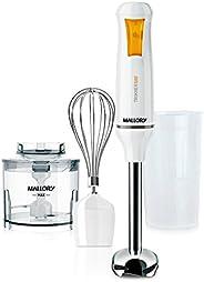 Mixer Mallory Trikxer 500 127v Branco/Laranja