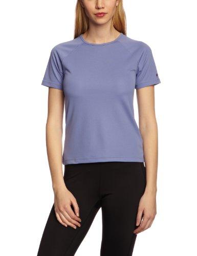 Berghaus - Camiseta de manga corta para mujer violeta