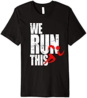 [Featured] Running Marathon We Run This Fitness Workout Jogging Running Premium in ALL styles | Size S - 5XL