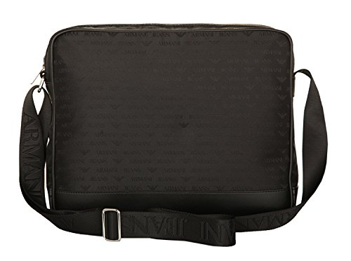 Armani Jeans Herren Messenger & Cross Body Nero 0622NV8-12