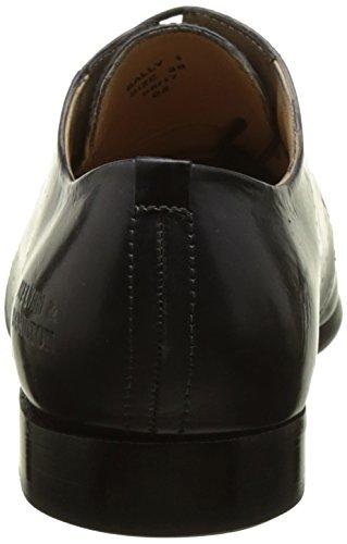 Lacets Chaussures Femme Hamilton Sally 1 Rouge amp; Fog London à Melvin Gris naqSTT