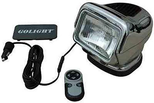 Golight Stryker 3006-24-F Wireless Remote Control Flood Light - 24 Volt - Handheld Remote ()