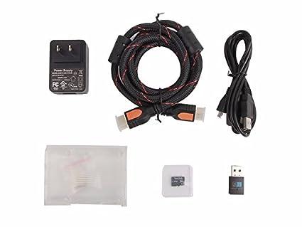 Amazon com: Raspberry Pi 3 Media Center Kit(DOES NOT include