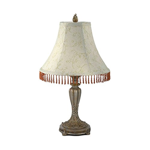 Springdale by Dale Tiffany SPT17170 Berman Table Lamp (Lamp Beaded Lamps For Shades Table)