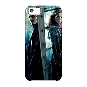 PPpaekt314dOvpv Case Cover Harry Potter And The Deathly Hallows Part 1 Iphone 5c Protective Case