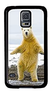 Best Samsung Galaxy S5 Case Cover Custom Phone Shell Skin For Samsung Galaxy S5 With Sexy Bear