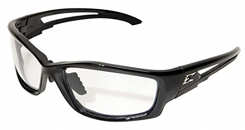 - Edge Clear Safety Glasses, Anti-Fog, Scratch-Resistant