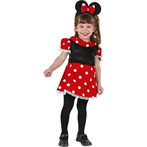 Minnie Mouse Costume Toddler 2t (Little Miss Minnie Mouse Toddler Costume)