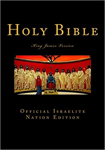 Israelite Nation Edition- Holy Bible: Official Israelite Bible