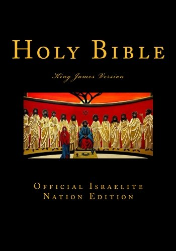 Download Israelite Nation Edition- Holy Bible: Official Israelite Bible pdf