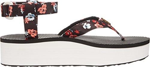 Floral W Persimmon Strap Flatform Flora Teva Women's Sandal Ankle PpnZSq