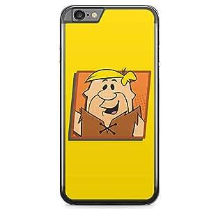 Loud Universe Barney Rubble iPhone 6 Case The Flintstone iPhone 6 Cover with Transparent Edges