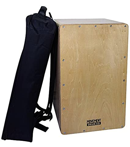 The Collapsible Cajon With Traveler Backpack (Gibraltar Wood Drum Beater)