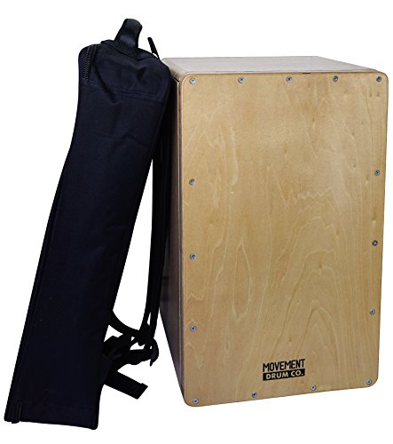 Series Wood Conga Set (The Collapsible Cajon With Traveler Backpack)