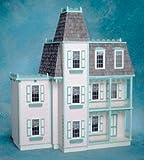 Dollhouse Miniature Victoria's Farmhouse by RGT