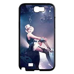 TOSOUL Diy Phone Case Marilyn Monroe Pattern Hard Case For Samsung Galaxy Note 2 N7100