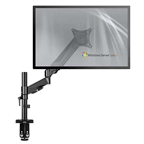 SIMBR Single Spring Monitor Arm for 15-27' LCD LED Screen Max VESA 100x100...