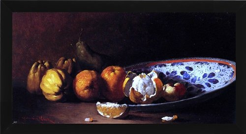 (Art Oyster Germain Clement Ribot Nature Morte AUX Fruits - 15.05