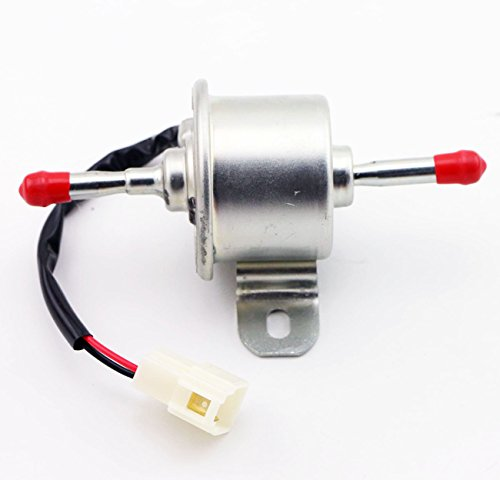 Diesel Electric Fuel Pump For Kubota BX2350 M108 RC601-51352 RC601-51350