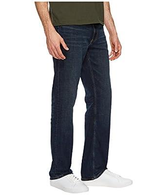 Calvin Klein Mens Straight Leg Jean (34 x 34, Vintage Indigo)