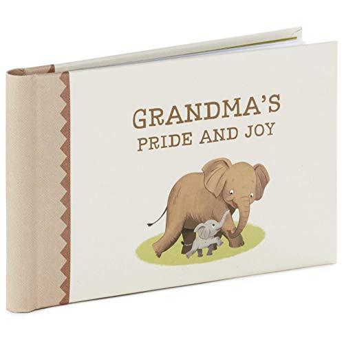 [해외]홀 마크 할머니의 자부심과 기쁨 자랑 책 사진 앨범 사진 앨범 이정표; 가족 / Hallmark Grandma`s Pride and Joy Brag Book Photo Album Photo Albums Milestones; Family
