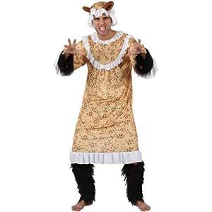 Big Bad Wolf Halloween Fancy Dress Costume (adult Plus size) (disfraz)