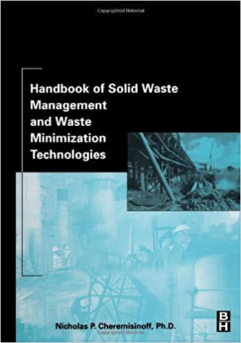 Handbook of Solid Waste Management and Waste Minimization Technologies
