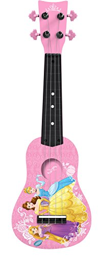 First Act DP285 Disney Princess Mini Guitar Ukulele