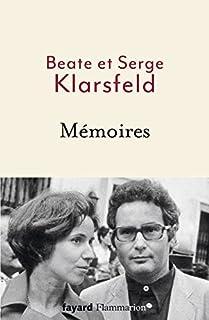Mémoires, Klarsfeld, Beate