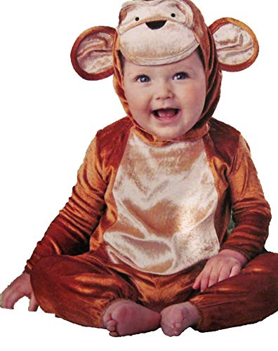 Baby Business Costume (Monkey Business Infant Costume Size 12 - 18)