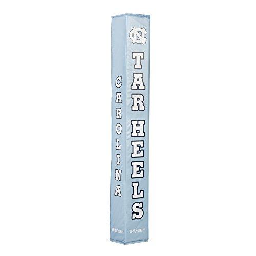 NCAA Unisex Collegiate Pole Pad - North Carolina Tar Heels (Baby Blue)Collegiate Basketball Pole Pad, Carolina Blue, One Size