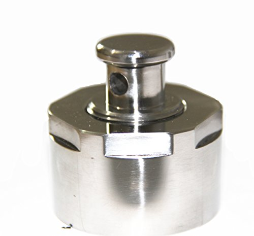 100ml,Teflon lined Hydrothermal Synthesis Autoclave Reactor,PTFE lined vessel (Customizable) by BAOSHISHAN (Image #2)