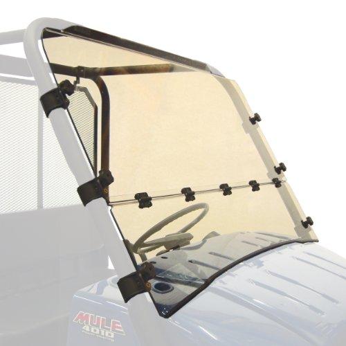 Kolpin Full-Hinged Windshield for Kawasaki Mule 4000/4010 - (Hinged Windshield)