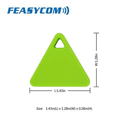 FeasyBeacon Mini Bluetooth 5.0 Proximity low energy Beacon with Eddystone, iBeacon and AltBeacon,Android & iOS programmable by Feasycom (Image #2)