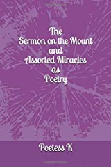 The Sermon on the Mount and Assorted Miracles as Poetry Paperback