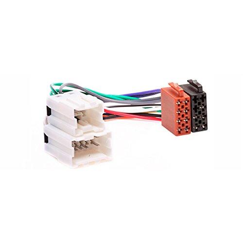 carav 12 –  020 ISO adattatore radio per Nissan 2003 + (alcuni modelli) Filo cablaggio connettore Loom cavo adattatore per spina stereo 12-020